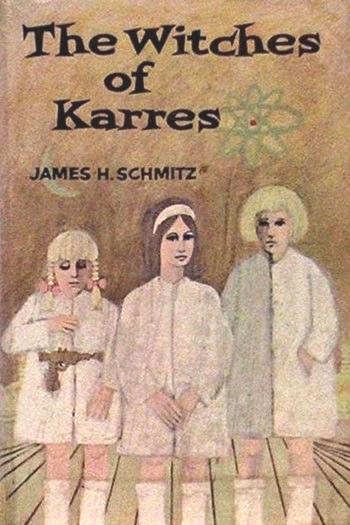 Джеймс Шмиц: Ведьмы Карреса