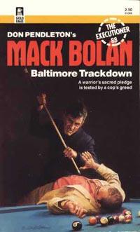 Дон Пендлтон: Baltimore Trackdown