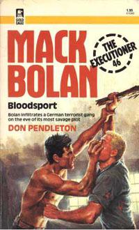 Дон Пендлтон: Blood Sport