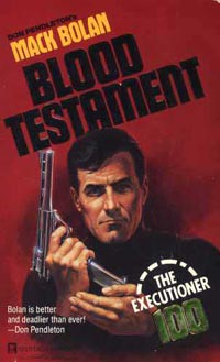 Дон Пендлтон: Blood Testament
