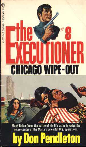 Дон Пендлтон: Chicago Wipe-Out