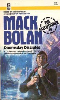 Дон Пендлтон: Doomsday Disciples