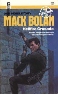 Дон Пендлтон: Hellfire Crusade