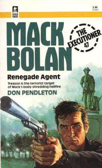 Дон Пендлтон: Renegade Agent