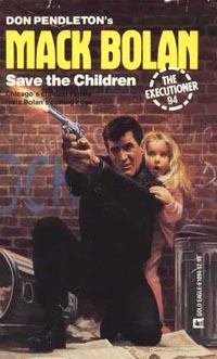 Дон Пендлтон: Save the Children