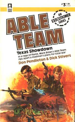 Дон Пендлтон: Texas Showdown
