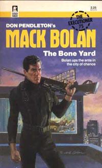 Дон Пендлтон: The Bone Yard