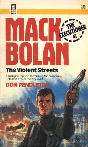 Дон Пендлтон: The Violent Streets