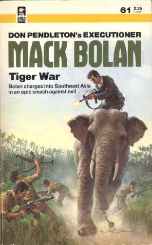 Дон Пендлтон: Tiger War