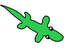 Егор Трубников: Хроники зеленого крокодильчика