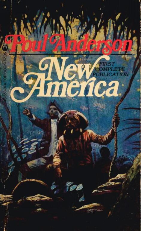 Пол Андерсон: New America