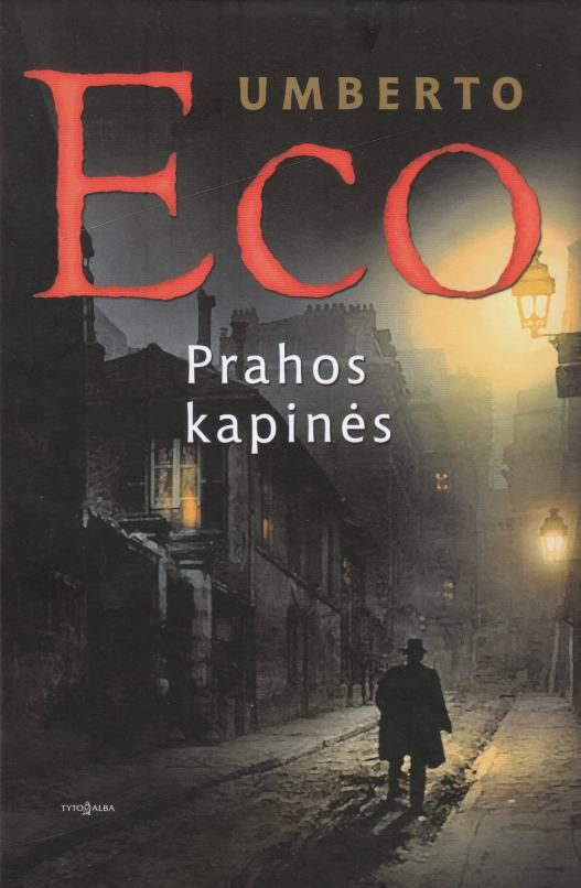 Умберто Эко: Prahos kapines