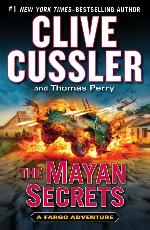 Клайв Касслер: The Mayan Secrets