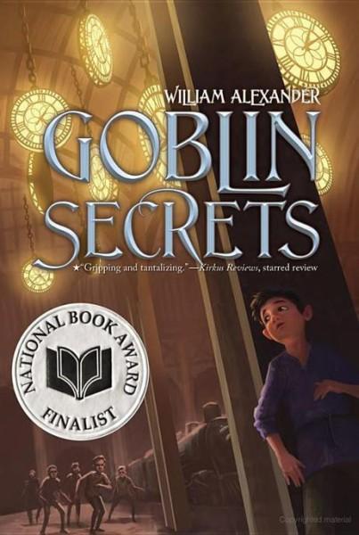 Уильям Александер: Goblin Secrets