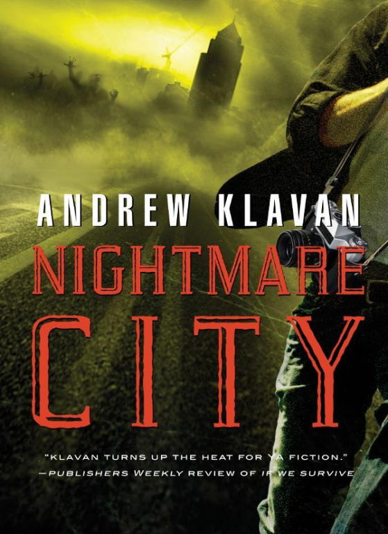 Эндрю Клейвен: Nightmare City