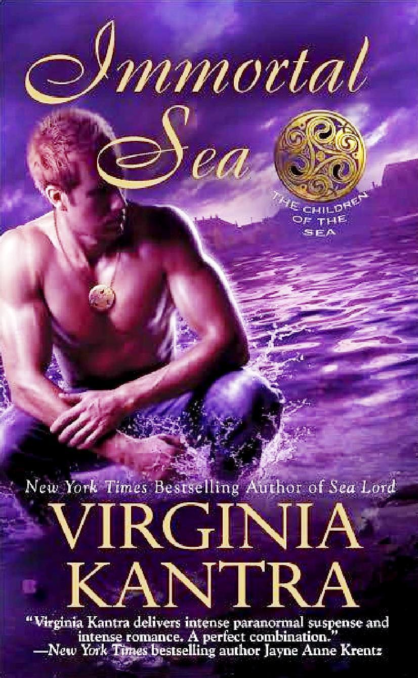 Вирджиния Кантра: Бессмертное море