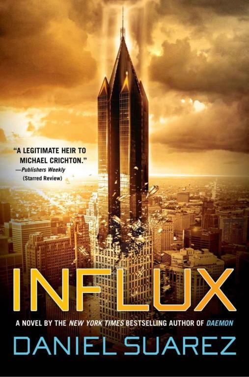 Дэниэл Суарес: Influx