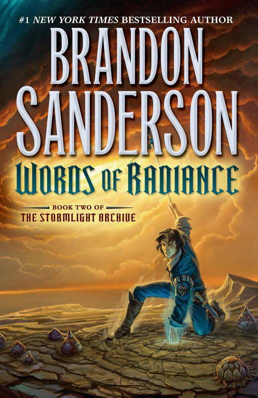 Брендон Сандерсон: Words of Radiance