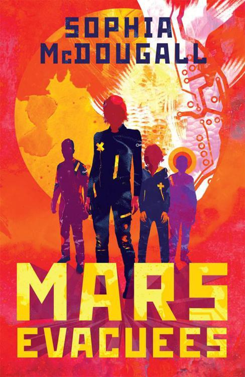 София Мак-Дугалл: Mars Evacuees