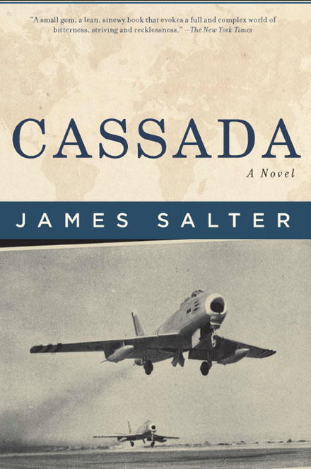 Джеймс Солтер: Cassada