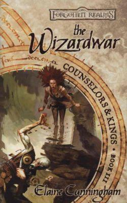 Элейн Каннингем: The Wizardwar