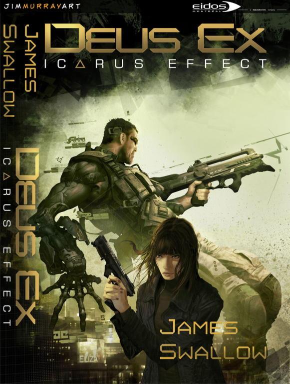 Джеймс Сваллоу: Deus Ex: Icarus Effect