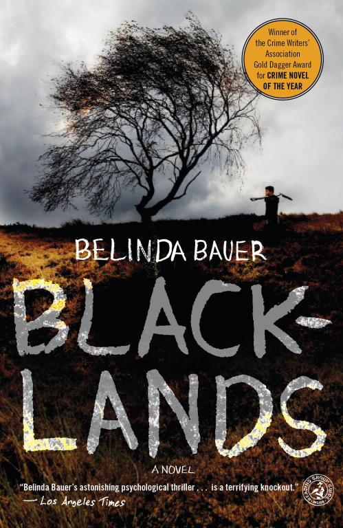 Белинда Бауэр: Blacklands