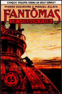 Пьер Сувестр: Le Voleur d Or (Золотой вор)
