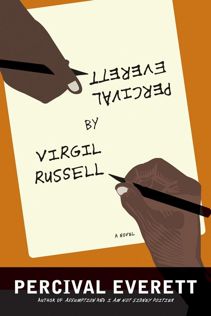 Персиваль Эверетт: Percival Everett by Virgil Russell